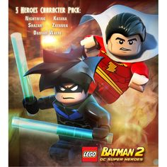 #LEGOBatman2: DC Super Heroes: microsoft xbox 360;: Video Games