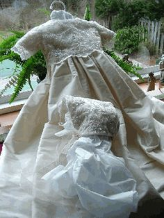 Heirloom Christening Gowns & Vintage Outfits for Baby Girls and Boys  Once Upon a Name.com