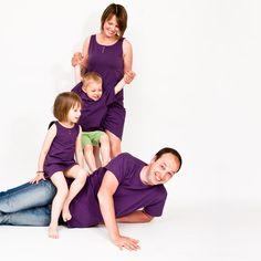 Takie same ubrania dla całej rodziny/ matching outfit for the whole family  www.tybopi.pl