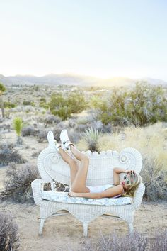 Astro Circle Shades & When Buckled Moto Boot in White - swimsuit coming soon!