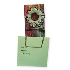 Mouse Trap Note Holder by Tombow®
