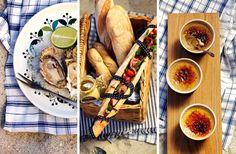 Menu & tips for a romantic picnic - Spatula Magazine