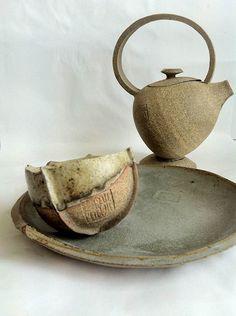 Minna Graham - tea set