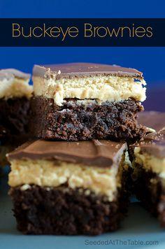 Buckeye Brownies...O-H-I-O!!