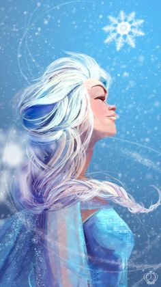 Frozen: Let It Go by AlexandraVo on deviantART
