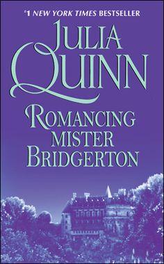 Romancing Mr. Bridgerton by Julia Quinn, US edition.
