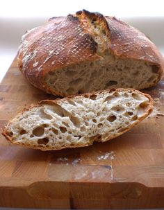 In the mood for baking: sourdough bread!