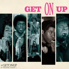 """Full of Funk: #GETONUP (James Brown) I tend to like biopics good or bad, from offerings like """"The Runaways"""" (Cherie Currie & Joan Jett) which didn't quite hit the mark, to """"Ray"""" (Ray Charles) and """"Walk The Line"""" (Johnny Cash) that rightfully became critically acclaimed films.  I'm just fascinated with the whole rise and fall aspect of telling life stories..READ MORE.   http://www.tinseltine.com/2014/08/biopic-full-of-funk-get-on-up-james.html"""