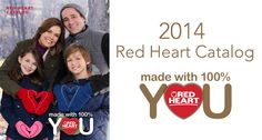 Red Heart Catalog 2014 Available Online