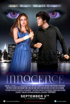 #INNOCENCETheMovie a chilling allegory of the precarious state of an American teenager, explores themes of loss, the human condition and a society torn between purity and narcissism.  Tinsel & Tine (Reel & Dine): Sophie Curtis in INNOCENCE