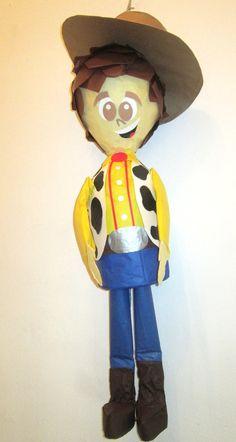 MOVING Cowboy Woody Pinata by PinataMama on Etsy, $75.00
