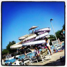 Hamilton Aquatic Center - one of our favs :)