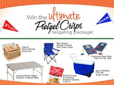 Win a $250 Tailgating Package or an American Express Gift Card