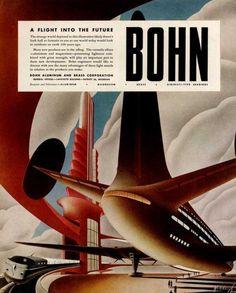 Germany - Bohn, Vision of the future