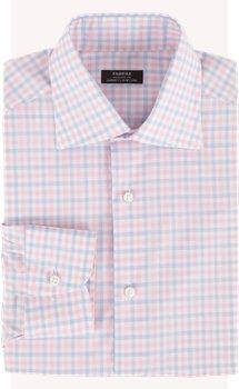 Fairfax Plaid Fitted Shirt