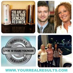 #Nerium is bringing 'SEXY BACK' Congratulations to our Growing Nerium Family! Justin Timberlake's Mom, Lynn has just joined Nerium International!  Click here to learn more about joining Nerium today at www.wrinkleresults.nerium.com
