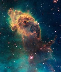 clouds, carina nebula, god, galaxies, nebulas