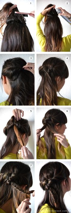 Twist Braid...