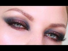 Red Carpet / Prom Smoky Eyes Makeup Tutorial