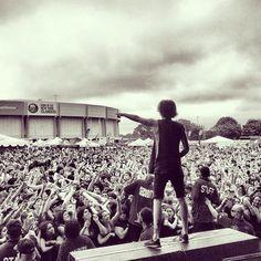 Bring Me The Horizon Warped Tour 2013 NY
