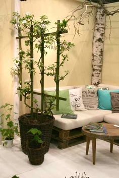 20 Ideas for making beautiful furniture from upcycled pallets |Refurbished Ideas