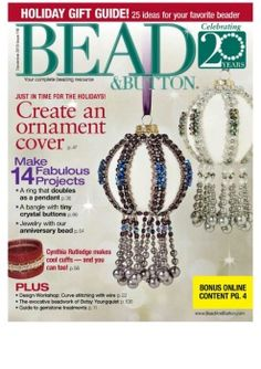 Bead & Button Dec 2013