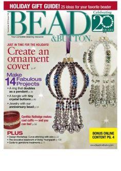 Bead & Button Dec 2013