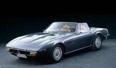Maserati 100 Years Ghibli Spyder 1970