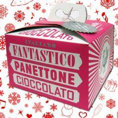 Say Whaaaaaats???  CHOCOLATE PANETTONE £12.95  Fantastico - PANETTONE - Cioccolato