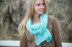 Ikat Zig-Zag Infinity Scarf 60% off at Groopdealz