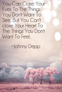 Great quote, but Johnny Depp did not coin this phrase!!! It pisses me off that people give him credit for this grrrrrr!