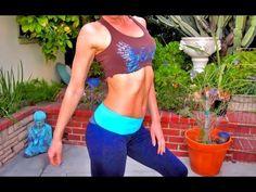 30 Minute Morning Yoga Class - Vinyasa Flow - Beginners/Intermediate. Stupid picture, but looks like a good video.