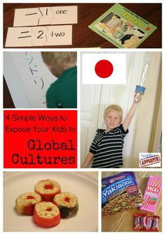 4 Ways to Expose Your Kids to Global Cultures #readforgood