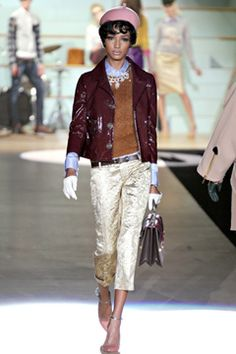 Dsquared² Fall 2012 Ready-to-Wear Collection on Style.com: Complete Collection