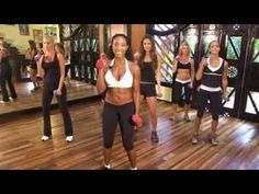 Burn baby burn, lean sexy biceps-Get in shape with Tiffany Rothe Workouts