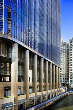Base, Trump Tower   Chicago, IL   SOM