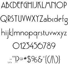 GatsbyFLF font by Casady & Greene - FontSpace