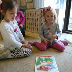 Paula's Preschool and Kindergarten: Puzzles!