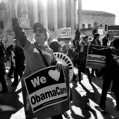 "Supreme Court Upholds ""Obamacare"" Individual Mandate"