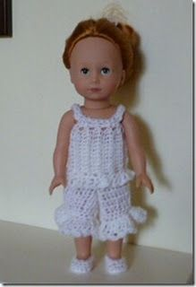 many downloadable doll crochet patterns!