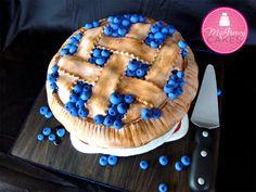 carrot cakes, cake blueberri, food cake, blueberry pie cake, cake idea, pies, decor cake, amaz cake, blueberri pie