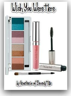 Wish You Were Here Limited Edition Palette by Anastasia of Beverly Hills