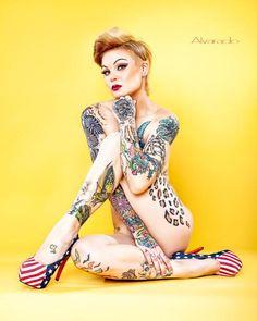 SAMANTHA #inkedgirloftheday #igotd #inked #ink #inkedgirls #tattoo #tattoos #tats #girl #inkedmag #tattooedwomen #girlswithtattoos #womenwithtattoos