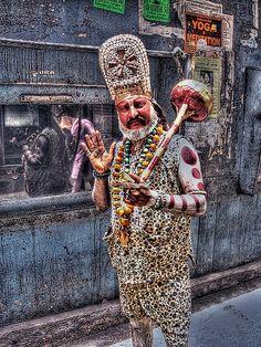 Hanumān - Rishikesh, India