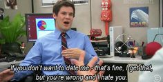 if you don't want to date me . . .