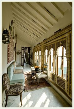 An Indian Summer: Architectural Digest in India  #spaces #indian #colour #culture #design #timeless #india