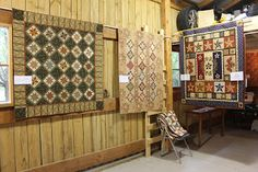Quilts In The Barn: Quilts In The Barn 2011 with Jo Morton.