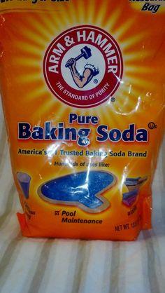 sodas, help, organ, cleaner, uses for baking soda, bake soda, trick, baking soda cleaning, diy