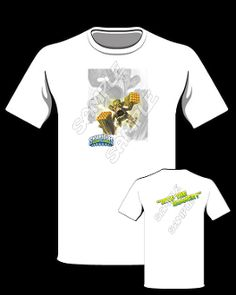 SKYLANDERS SWAP FORCE T-SHIRT
