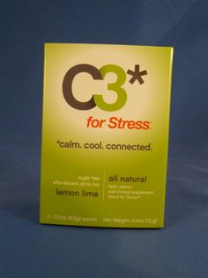 Free Sample of C3* for Stress
